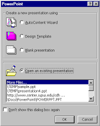 web by design powerpoint 2000 basics