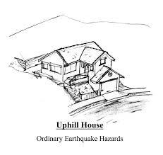 steep hillside house plans hillside home retrofits save lives in oakland berkeley and san