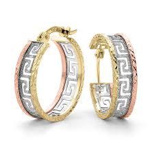 9ct gold hoop earrings mj geldart jewellery 9ct gold hoop earrings