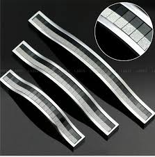 Modern Kitchen Cabinet Hardware Pulls 10pcs Modern Kitchen Cabinet Handles And Drawer Pulls C C 160mm