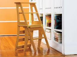 Shelf Ladder Woodworking Plans by 11 Free Step Stool Plans For An Easy Diy Project