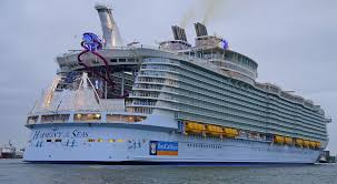 26 awesome largest cruise ship in the world harmony of the seas