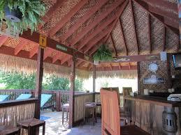 Tiki Patio Furniture by Backyard Tiki Bar