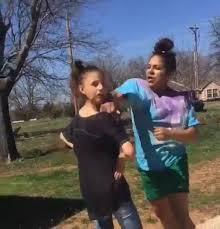 Black Girl Meme Hand - white girl knocked silly after calling black girl n word