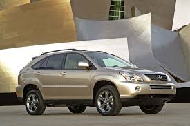 lexus car 2004 evolution of the lexus rx autotrader ca