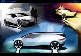 hyundai supercar concept hyundai kickback by dan baretich at coroflot com