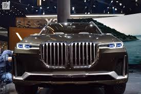 bmw concept 2017 bmw concept x7 u2013 luxury sav live at iaa 2017