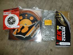 motorcycle repair suzuki v strom chain and sprocket replacement