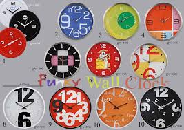 Funky Wall Clocks Corporate Gifting