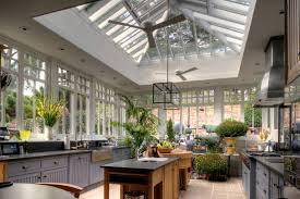 kitchen conservatory ideas conservatory kitchen houzz