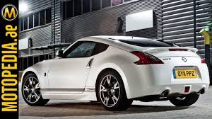 Nissan 370z Pricing 2015 Nissan 370z Gt Edition Review تجربة نيسان 370 زد Dubai