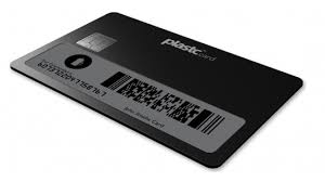 electronic cards the plastc card a new electronic card format device that can
