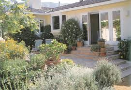 spanish courtyard designs pacific horticulture society the mediterranean garden image