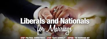marriage caption liberals and nationals for marriage home