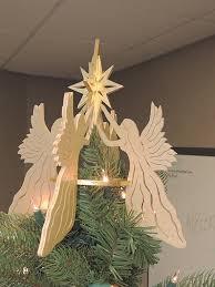 easter ornament tree woodcraft joins blennerhassett hotel festival of trees to benefit