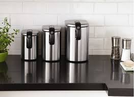 modern kitchen canisters kitchen canisters inspiring modern kitchen canisters cobalt