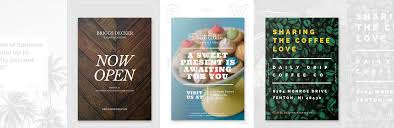 design custom restaurant flyers with layouts canva