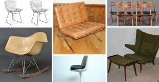 Best Mcm Chair 7 Midcentury Modern Brands At Estate Sales Estate Sale Blog