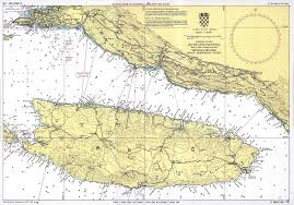Nautical Maps Nautical Charts Croatia