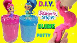 d i y nickelodeon shimmer u0026 shine do it yourself glue u0026 liquid