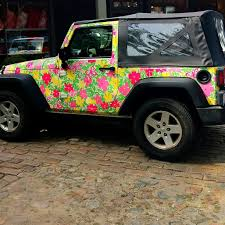 wrangler jeep pink in the pink stores inc nantucket massachusetts really i can