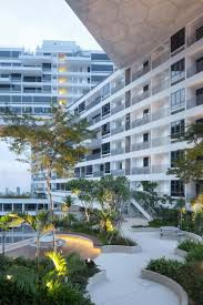 interlace apartment complex is building year business