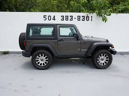jeep wrangler prices by year in orleans la premier chrysler jeep dodge ram