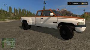 who makes dodge trucks i made a work truck a dodge 3500 mod i give credit to the