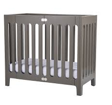 Used Round Crib For Sale by Amazon Com Bloom Alma Mini Urban Mini Folding Crib Frame Frost