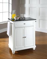 White Kitchen Cart Island Kitchen Island Cart Granite Top Fish S Crosley Granite Top