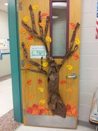 backyards fall door decoration ideas for teachers design