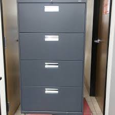 4 drawer lateral file cabinet used 4 drawer lateral file cabinet used