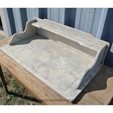 plateau pour bureau plateau de table de toilette ou pour bureau en marbre blanc le