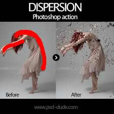 install pattern in photoshop cs6 dispersion effect photoshop free action psddude