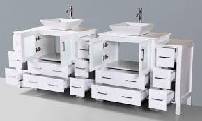 96 inch double sink vanity top contemporary 96 inch double sink
