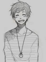photos anime sketch boy and drawing art gallery