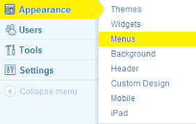 membuat navigasi wordpress membuat menu navigasi di wordpress let s share it here mari