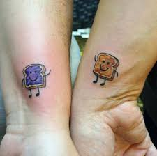 the 25 best cute matching tattoos for bestfriends ideas on