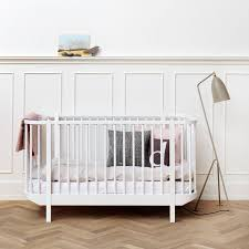chambre bébé modulable lit bébé évolutif en bois massif design scandinave oliver furniture