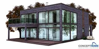 contemporary house plans with lots of windows modern house plans