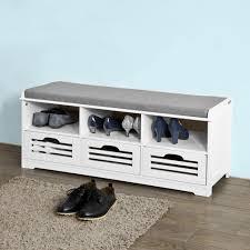 H Sta Schlafzimmer Betten Weiße Sitzbänke Günstig Online Kaufen Real De