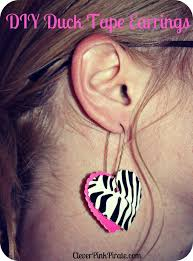 duct earrings 143 best diy earrings images on jewelry diy earrings