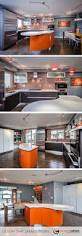 Orange Kitchen Cabinets by 40 Best Modern Kitchen Cabinet Projects Images On Pinterest