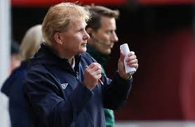liam buckley u0027somebody joked in the dressing room that we u0027re only