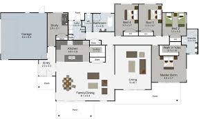 five bedroom house fabulous five bedroom house floor plans with rangatikei render