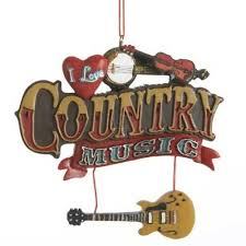 10 country ornaments real country