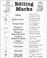 third grade editing worksheets worksheets