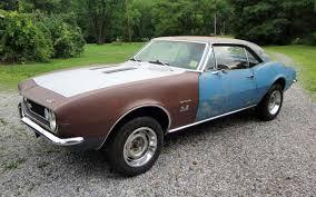 1967 chevy camaro 396 4 speed 1967 chevrolet camaro ss