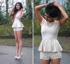 new years shorts kavita d miss selfridge baby pink glitter peplum miss selfridge