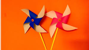 how to make paper pinwheel craft for kids spinning paper